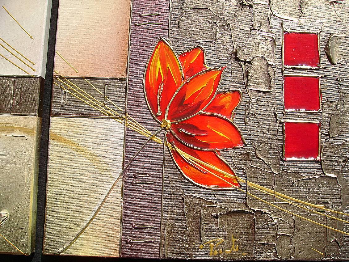 Vendita quadri sala 12 giardino di cristallo i quadri for Quadri immagini sacre moderni